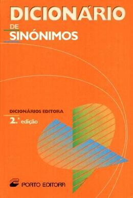DICIONARIO DE SINONIMOS - COL. DICIONARIOS EDITORA