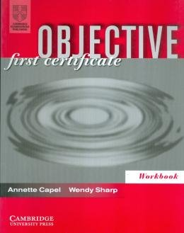 OBJECTIVE FIRST CERTIFICATE WB