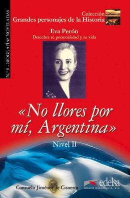 NO LLORES POR MI, ARGENTINA - NIVEL 2