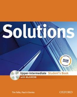 SOLUTIONS UPPER-INTERMEDIATE SB - 1ST ED