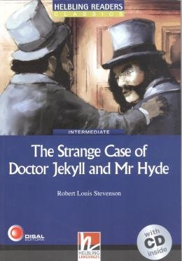STRANGE CASE OF DOCTOR JEKYLL AND MR HYDE WITH CD