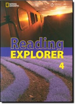 READING EXPLORER 4 INTERMEDIATE SB WITH CD - 1ST ED