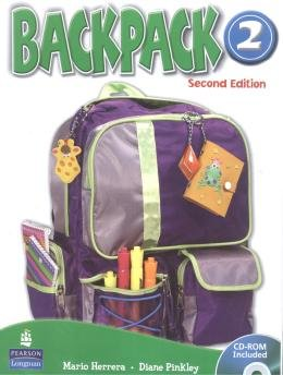 BACKPACK 2 SB WITH CD ROM - 2ND ED