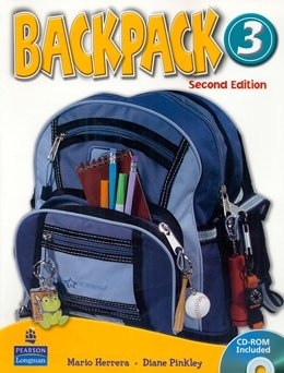 BACKPACK 3 SB WITH CD-ROM - 2ND ED