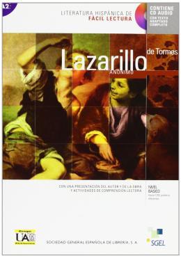 LAZARILLO DE TORMES CON CD
