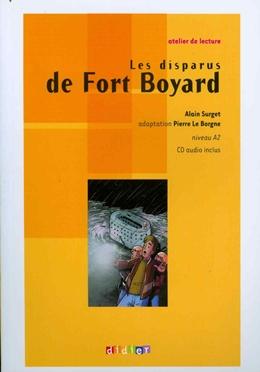 DISPARUS DE FORT BOYARD - NIVEAU A2 - CD AUDIO INCLUS