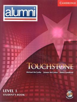 ALUMNI - TOUCHSTONE 1A SB - WITH AUDIO-CD/CD-ROM