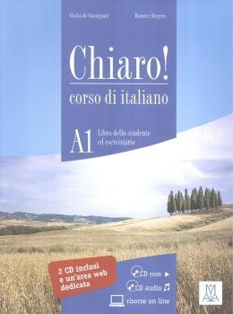 CHIARO! A1 - LIBRO STUDENTE + CD-ROM AUDIO CD(2)