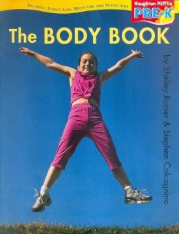 BODY BOOK - LITTLE BIG BOOK