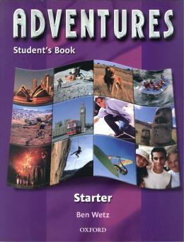 ADVENTURES STARTER STUDENTS BOOK