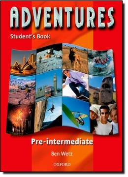ADVENTURES PRE-INTERMEDIATE - STUDENTS BOOK