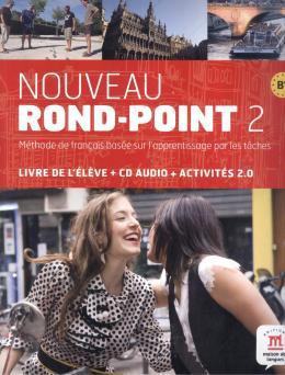 NOUVEAU ROND-POINT 2 (B1) - LIVRE + CD