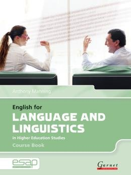 ENGLISH FOR LANGUAGE AND LINGUISTICS IN HIGHER EDUCATION - SB - WITH AUDIO CD