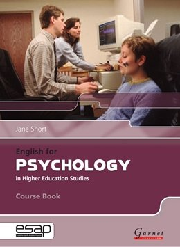 ENGLISH FOR PSYCHOLOGY IN HIGHER EDUCATION - SB WITH CD