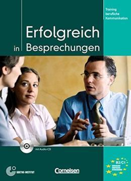 ERFOLGREICH IN BESPRECHUNGEN - CD