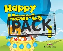 HAPPY HEARTS US 1 PUPIL´S PACK