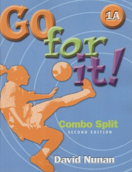 GO FOR IT! SB/WB 1A COMBO SPLIT - 2ND ED