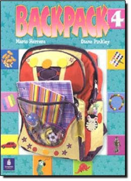 BACKPACK 4 STUDENTS BOOK