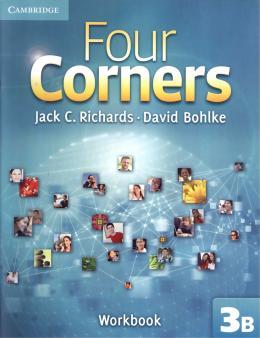 FOUR CORNERS 3B WB - 1ST ED