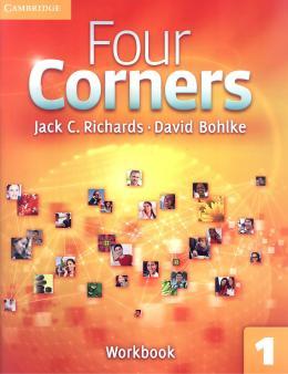 FOUR CORNERS 1 WB - 1ST ED