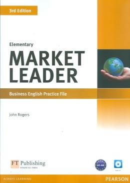 MARKET LEADER ELEMENTARY PRACTICE FILE WITH CD- AUDIO - 3RD ED