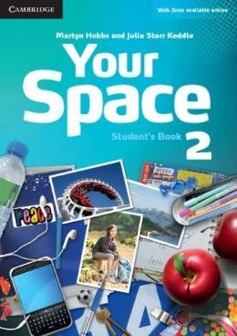 YOUR SPACE 2 SB - 1ST ED