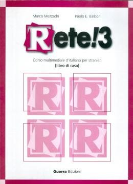 RETE! LIBRO DI CASA + CD 3