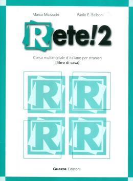 RETE! 2 LIBRO DI CASA + CD 2