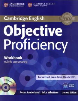 OBJECTIVE PROFICIENCY WB WITH ANSW W CD 2ED