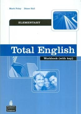 TOTAL ENGLISH ELEMENTARY WB WITH KEY - 1ST ED