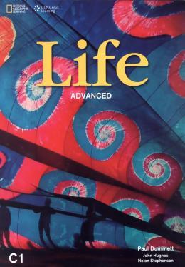 LIFE ADVANCED WITH DVD SB - BRITISH
