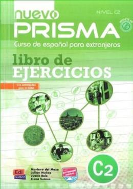 NUEVO PRISMA C2 - LIBRO DE EJERCICIOS + CD