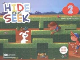 HIDE AND SEEK 2 SB WITH AUDIO CD AND DIGITAL BOOK