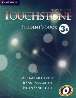 TOUCHSTONE -  STUDENTS BOOK 3B