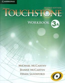 TOUCHSTONE 3A - WORKBOOK
