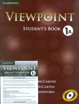 VIEWPOINT 1A SB WITH ONLINE WB - 1ST ED