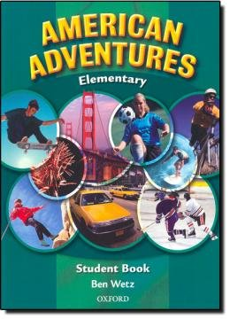 AMERICAN ADVENTURES ELEMENTARY SB WITH CD-ROM PACK - 1ST ED