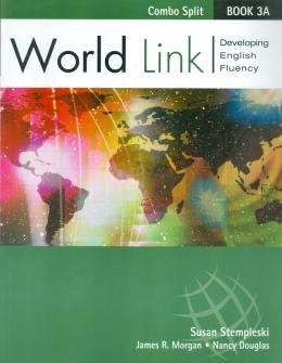 WORLD LINK COMBO 3A WITH CD - 1ST ED