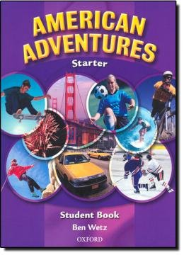 AMERICAN ADVENTURES STARTER SB WITH CD-ROM PACK - 1ST ED