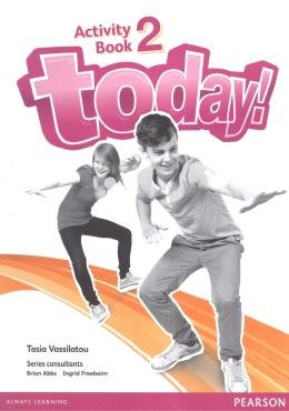 TODAY! 2 ACTIVITY BOOK