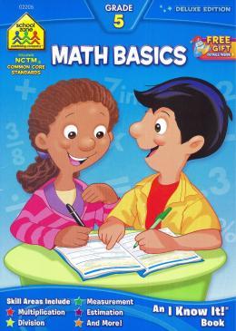 MATH BASICS 5 - DELUXE EDITION