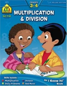 MULTIPLICATION & DIVISION 3-4