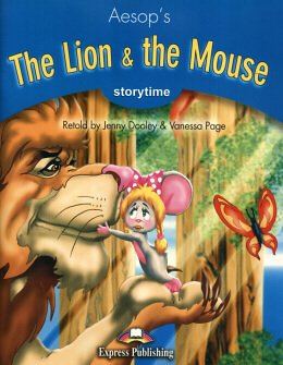 LION & THE MOUSE, THE (PUPIL´S BOOK)
