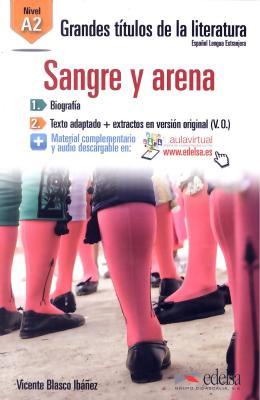 SANGRE Y ARENA A2 - AUDIO DESCARGABLE EN PLATAFORMA