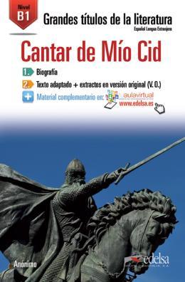 CANTAR DE MIO CID B1 - AUDIO DESCARGABLE EN PLATAFORMA