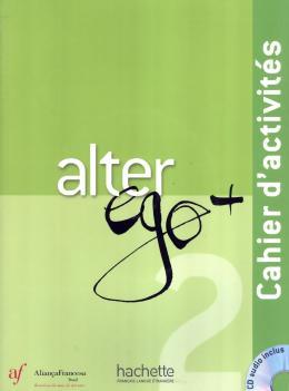 ALTER EGO + 2 BRESIL - CAHIER D´ACTIVITES + CD-AUDIO