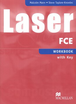 LASER FCE WB WITH KEY - 1ST ED