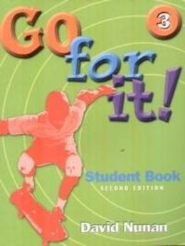 GO FOR IT! SB 3 - 2ND ED