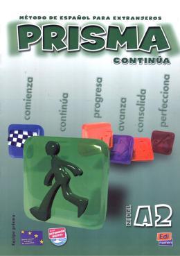 PRISMA A2 - LIBRO DEL ALUMNO + CD AUDIO