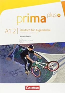 PRIMA PLUS A1.2 ARBEITSBUCH MIT CD-ROM